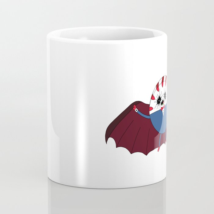 Contaminated Candy: Peppermint Butler Coffee Mug