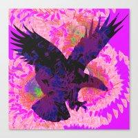 eagle Canvas Prints featuring eagle by giancarlo lunardon