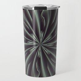 Out of the Darkness Fractal Bloom Travel Mug