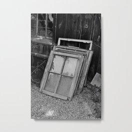 Broken Pieces of Yesterday-vertical Metal Print
