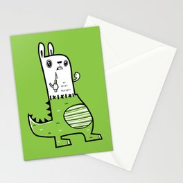 Biology Stationery Cards