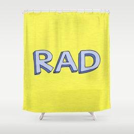 RAD Shower Curtain