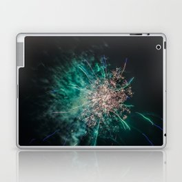 Fireworks in the Sky Laptop & iPad Skin