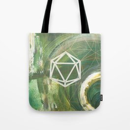 It's Only Water Tote Bag