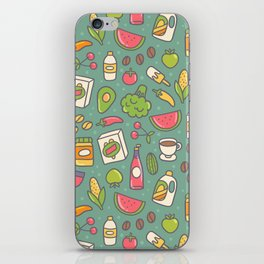 Shopping iPhone Skin