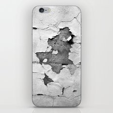 vintage - silver times iPhone & iPod Skin