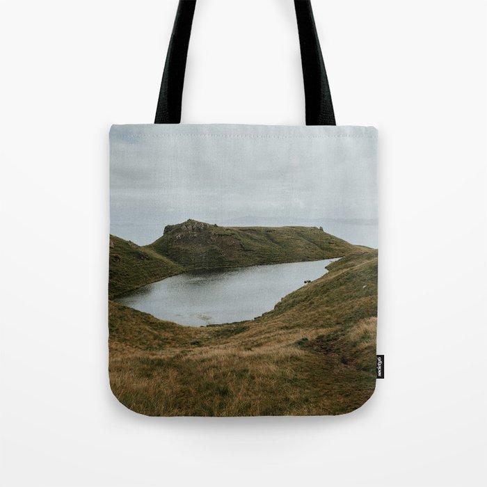 Skye Lake - Landscape Photography Tote Bag