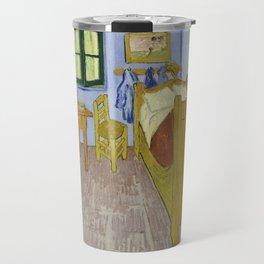 Vincent van Gogh's Bedroom in Arles Travel Mug