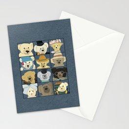 Teddy Bears Stationery Cards