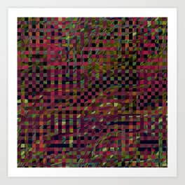 Abstract 147 Art Print