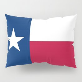 State flag of Texas Pillow Sham
