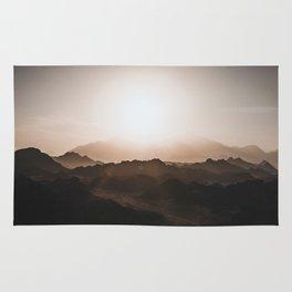 Mountains of Egypt Rug