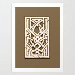 Cincinnatus Art Print