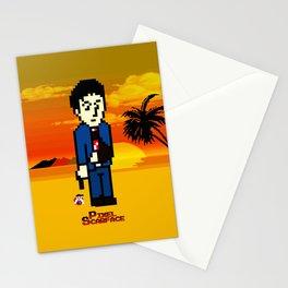 Pixel Scarface Stationery Cards