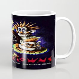 Clowns From Space Coffee Mug