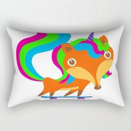 Foxicorn Rectangular Pillow