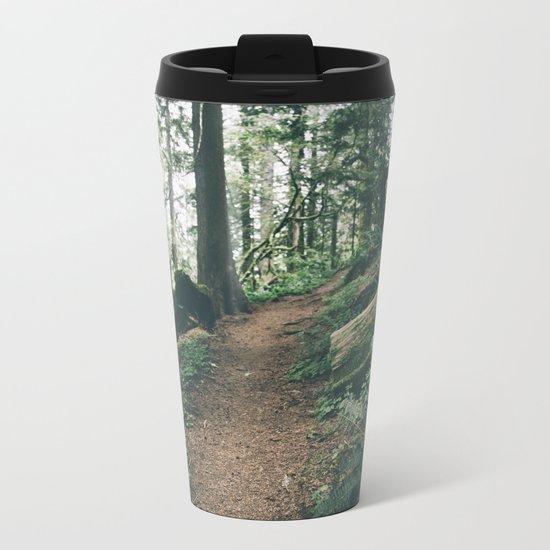 Happy Trails XI Metal Travel Mug