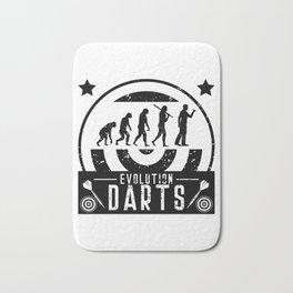 Evolution Darts Bath Mat