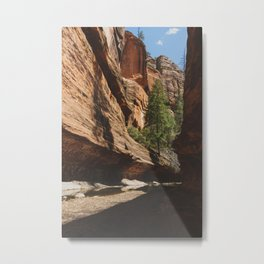 Oak Creek Canyon - Sedona, Arizona Metal Print