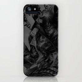 jjba jotao kujo iphone case iPhone Case