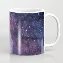 Purple Galaxy Star Travel Coffee Mug