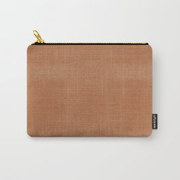 COPPER DENIM . SOLID Carry-All Pouch