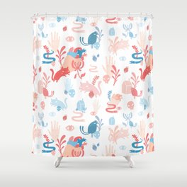 Fortune telling Shower Curtain