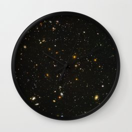 Ultra Deep Field Wall Clock