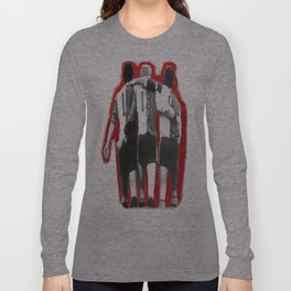 Feyenoord Rotterdam - Hand in hand kameraden Long Sleeve T-shirt