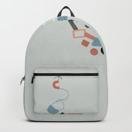 Impossible balance #736 Backpack