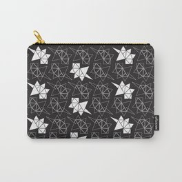 Origami of Unicorn Carry-All Pouch