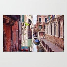Get Lost In Venice Rug