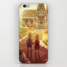 To the Candy House iPhone Skin