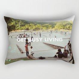 GET BUSY LIVING Rectangular Pillow