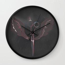 Shear love Wall Clock
