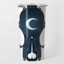 Night Skull Travel Mug