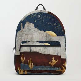 Moonlit Desert Backpack