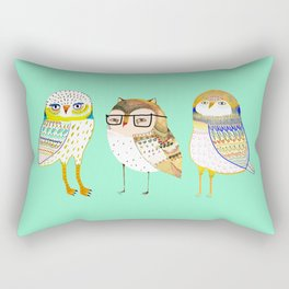 The Cutest owls. Rectangular Pillow