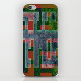 PLANS iPhone Skin