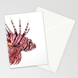 Ocean Dream - Lion Fish Stationery Cards