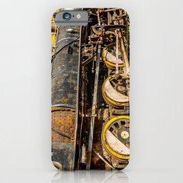 Derelict Train iPhone Case