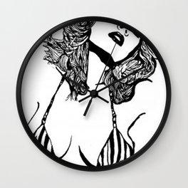 Off Wall Clock
