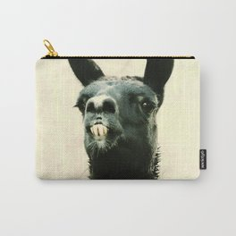Mr. Llama Carry-All Pouch