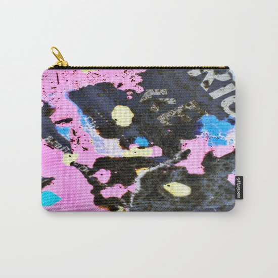 Art abstract # #### Carry-All Pouch