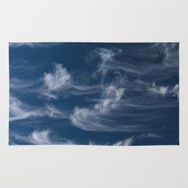 Cirrus Clouds 1 Rug