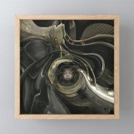 The Emperor's Decree Framed Mini Art Print