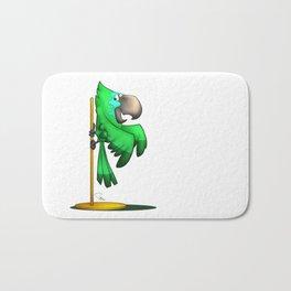 My Digital Zoo - Parrot Bath Mat