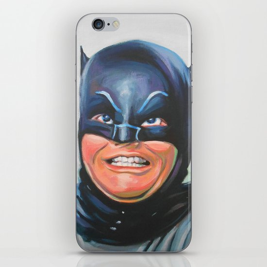 Hnnghman iPhone & iPod Skin