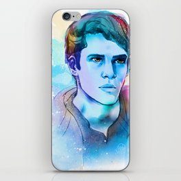 teen wolf -- scott mccall iPhone Skin
