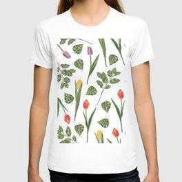 tulips ccm T-shirt